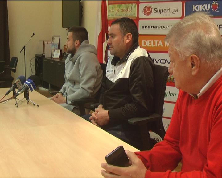 Napredak bez Rogana već u sredu protiv Partizana