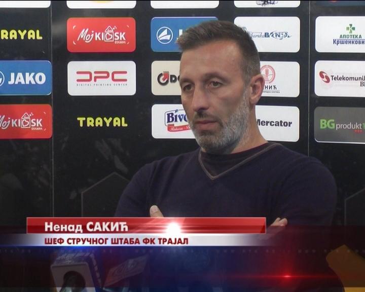 FK Trajal pred utakmicu sa Dinamom: Učinićemo sve da sezonu okončamo pobedom
