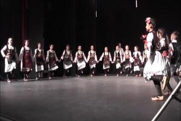 Novogodišnji koncert Folklornog ansambla Lazarica