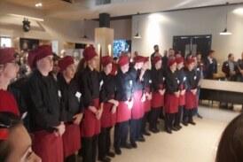 Učenicima kruševačkeHemijsko-tehnološke škole13 medaljana Državnom takmičenju u Kragujevcu