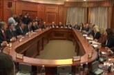 U Vladi Srbije održan radni sastanak pred početak izgradnje auto – puta Pojate – Preljina