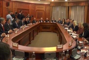 U Vladi Srbije održan radni sastanak pred početak izgradnje auto-puta Pojate-Preljina