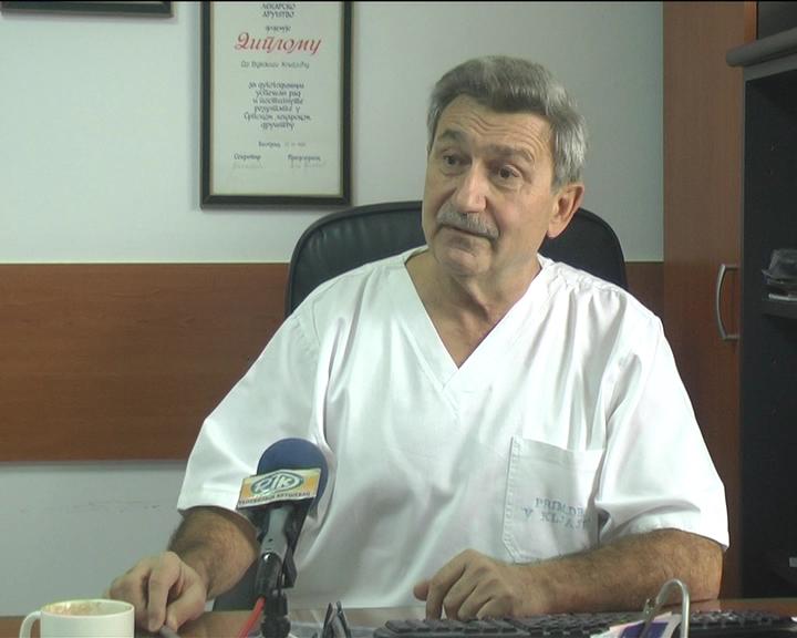 "Projekat RTK ""NEMILOSRDNI ANĐEO"": Primarijus dr Vukoica Kljajić – sećanje"