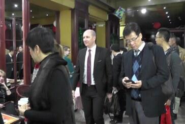 Privredno – politička  delegacija iz kineskog Fošana na Izložbi preduzetništva Rasinskog okruga