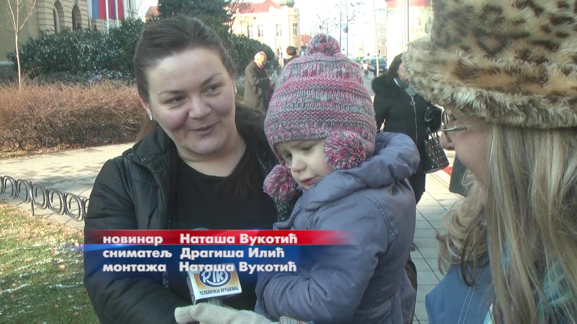 Pitali smo Kruševljane gde dočekuju Novu godinu