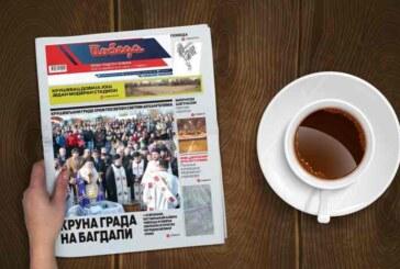"""""""Pobeda"""" od petka ponovo pred čitaocima!"""