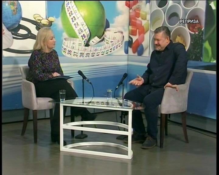 """SVET ZDRAVLJA"" TV KRUŠEVAC: Karcinom pluća (komletna emisija)"