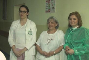 Na Materice, članice KOLA SRPSKIH SESTARA posetile porodilište Opšte bolnice Kruševac