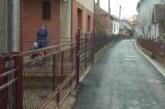 Završeni Radovi na izgradnji atmosferske kanalizacije u ulici Jovana Ristića u Bivolju