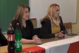 """U organizaciji Saveta za zdravstvo GO SNS Kruševac u Srnju održana tribina """"Prevencija karcinoma"""""""