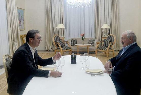Predsednik Belorusije u dvodnevnoj poseti Srbiji