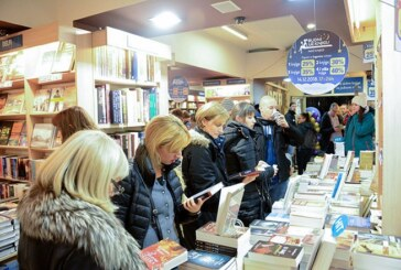 Noć knjige –  u petak, 13. decembra, od 17 sati do ponoći!