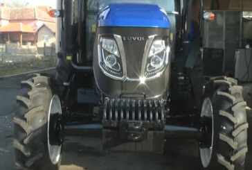 """Savremeni, višenamenski traktor isporučen Zemljoradničkoj zadruzi """"Kalemar"""" u Konjuhu"""