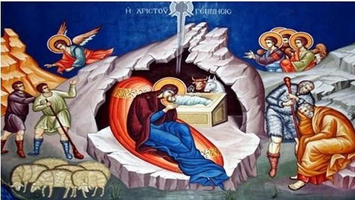 Распоред богослужења за Божићне празнике у kрушевачким храмовима