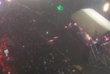 Doček Srpske Nove godine u centru Kruševca