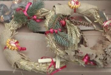 SVETOSAVSKA BAŠTA posvećena Božićnoj radosti, proslavi Srpske nove godine i Bogojavljenja