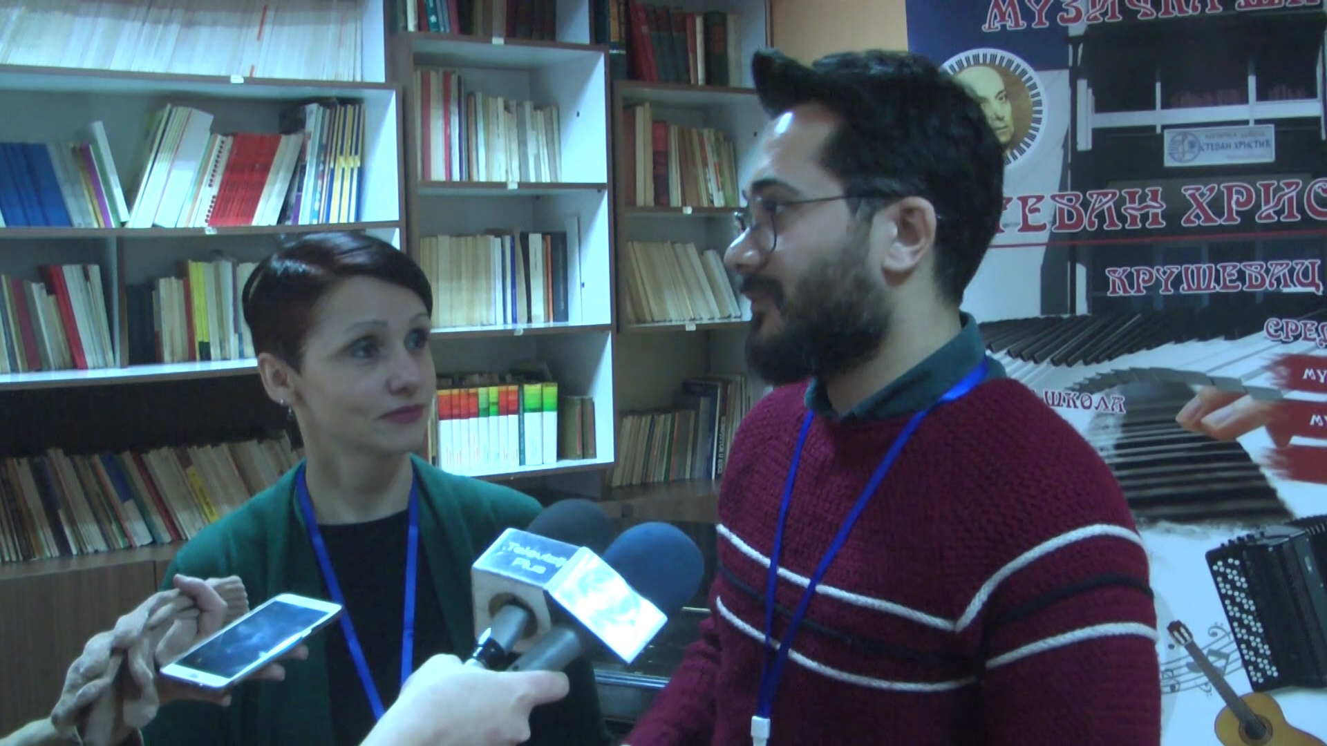 """U muzičkoj školi """"Stevan Hristić"""" realizacija projekta Erazmus plus """"Nasilje, ne hvala"""""""