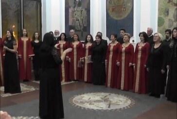 """Božićni koncert Hora Crkve Lazarice """"Sveti Knez Lazar"""" u Mozaik sali Gradske uprave"""