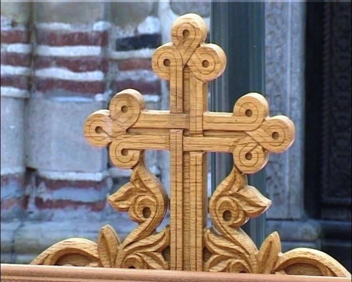 Sutra je Krstovdan, dan sećanja na krštenje Gospoda Isusa Hrista u reci Jordan