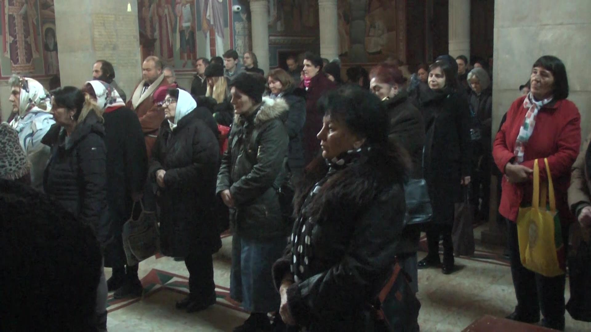 Početak Srpske Nove godine obeležen u svim crkvama i manastirima Eparhije kruševačke