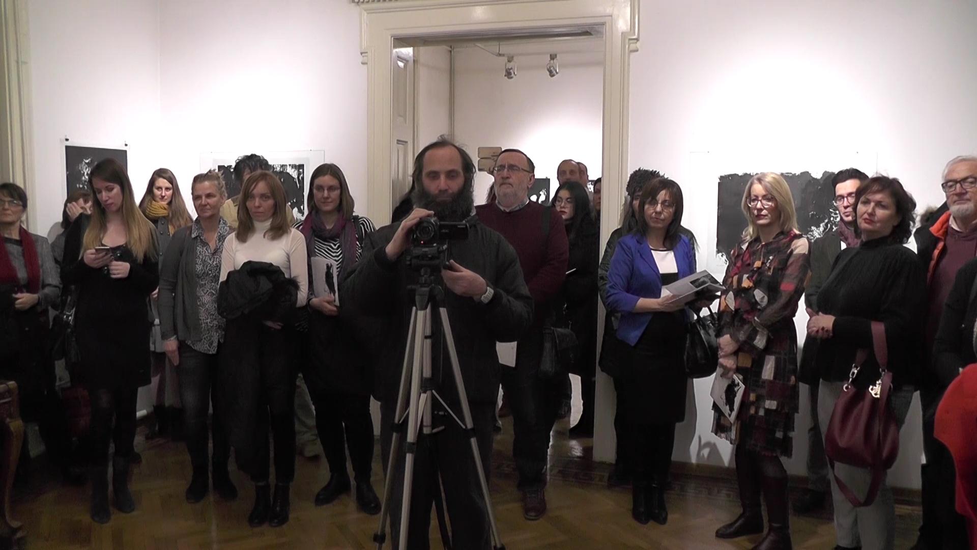 """U Umetničkoj galeriji otvorena izložba digitalne grafike """"Dekompresija"""""""
