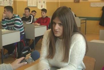 "Svetosavski đak u OŠ ""Jovan Jovanović Zmaj"" je Sara Kazazić"