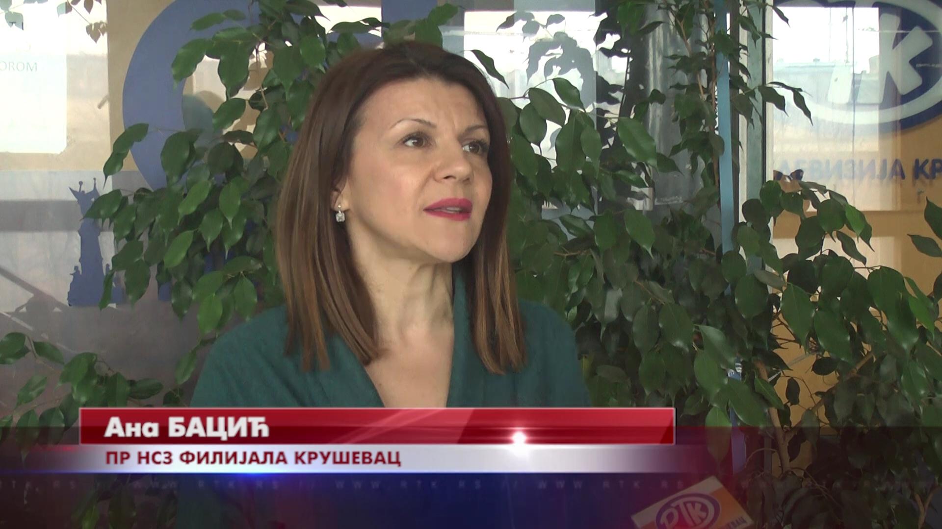 Nacionalna služba za zapošljavanje Kruševac organizuje obuku za samozapošljavanje