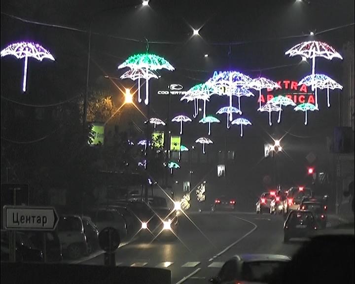 U Kruševcu izmenjen režim saobraćaja zbog organizovanog dočeka Pravoslavne Nove godine na Trgu kosovskih junaka
