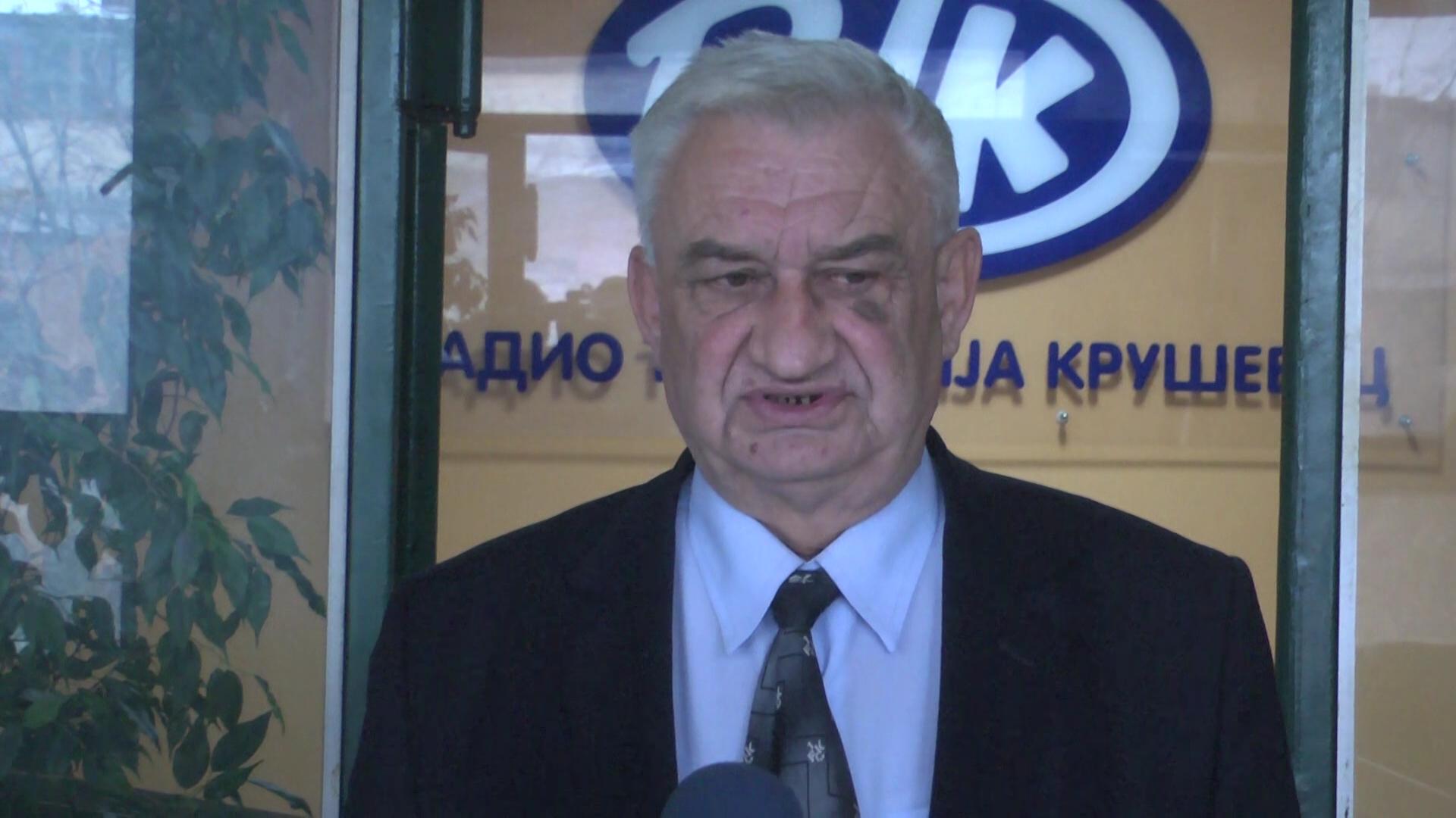 Predsednik Opštine Varvarin Vojkan Panić: Ovogodišnji budžet oko 600 miliona dinara