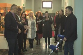 Ministar Zoran Đorđević uručio donaciju Narodnom muzeju Kruševac, uređaj za vertikalni uspon