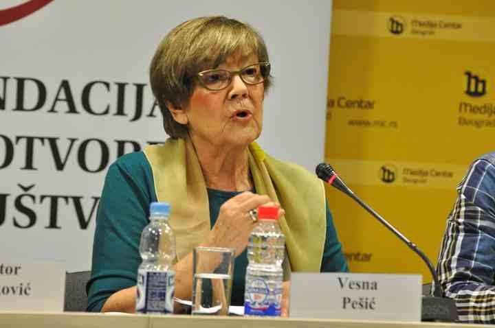 Osude skandaloznog tvita nekadašnje članice LDP Vesne Pešić