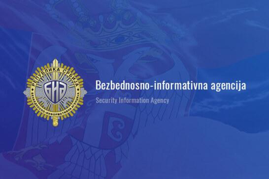 BIA: Demantujemo tendenciozne i zlonamerne navode i laži Aleksića