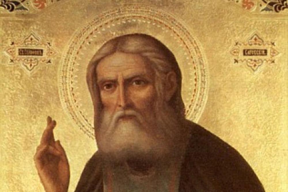 Proslavljen veliki ruski podvižnik Sveti Serafim Sarovski Čudotvorac