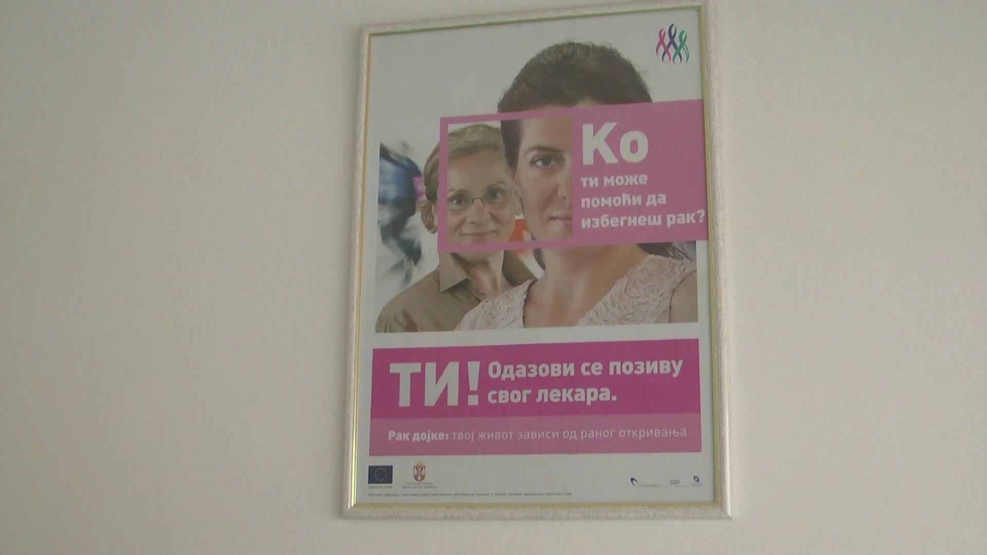Tribina o prevenciji karcinoma planirana za večeras u Pepeljevcu – odložena zbog nevremena