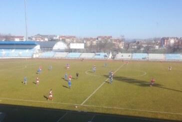 U poslednjoj kontrolnoj utakmici FK Napredak bolji od Jagodine