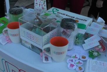 "Pod sloganom ""Zagrli snažno"" NURDOR u Kruševcu obeležio Dan dece obolele od raka"