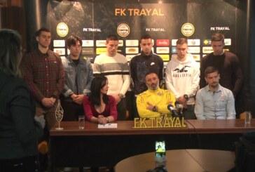 U nastavku prvenstva Prve lige Srbije fudbaleri Trajala igraju protiv Bačke