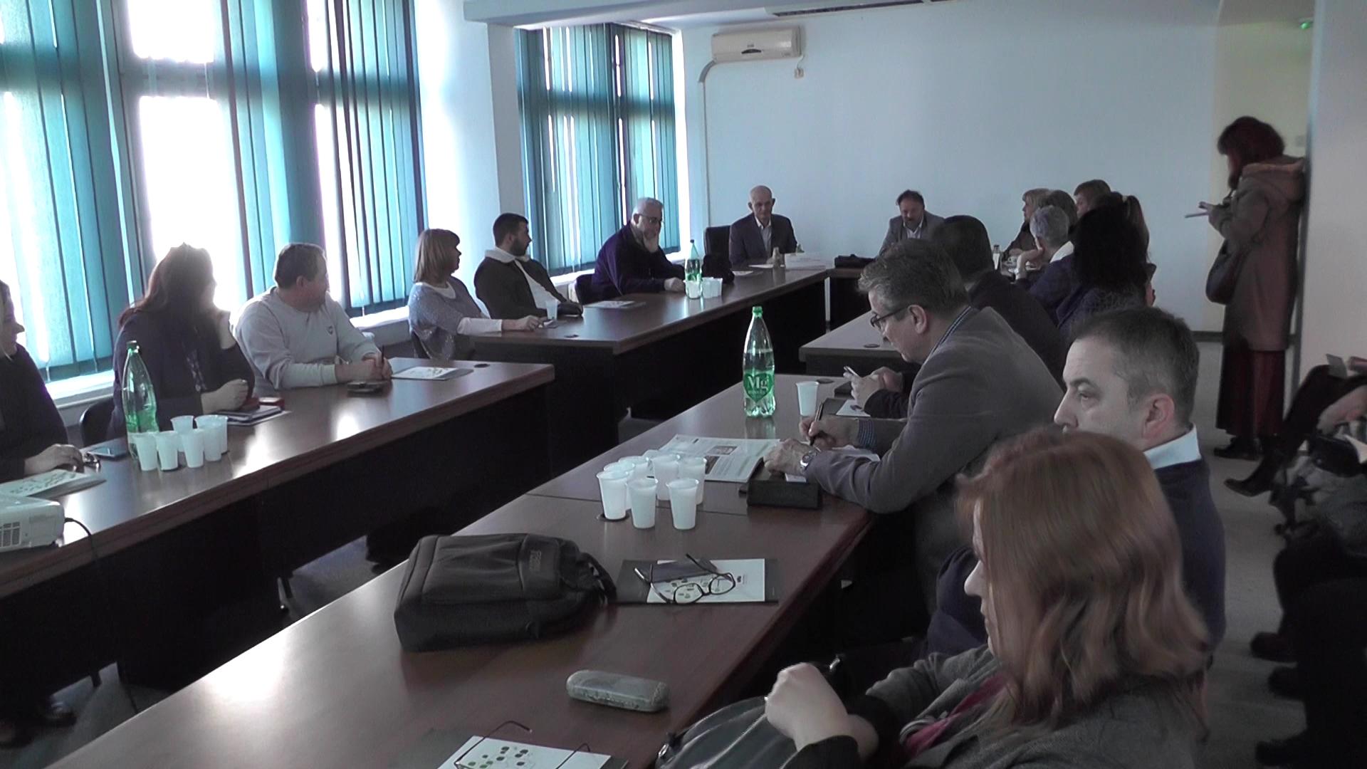 """""""Upravljačke veštine u funkciji razvoja kompanije"""" – tema sastanka u RPK Kruševac"""