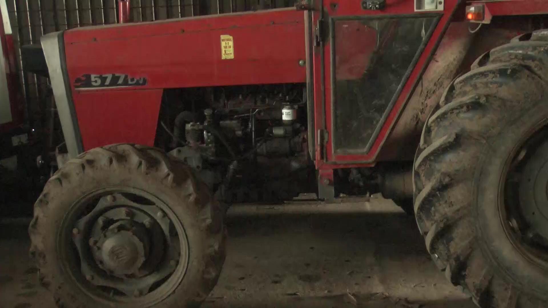 Priprema traktora za setvu
