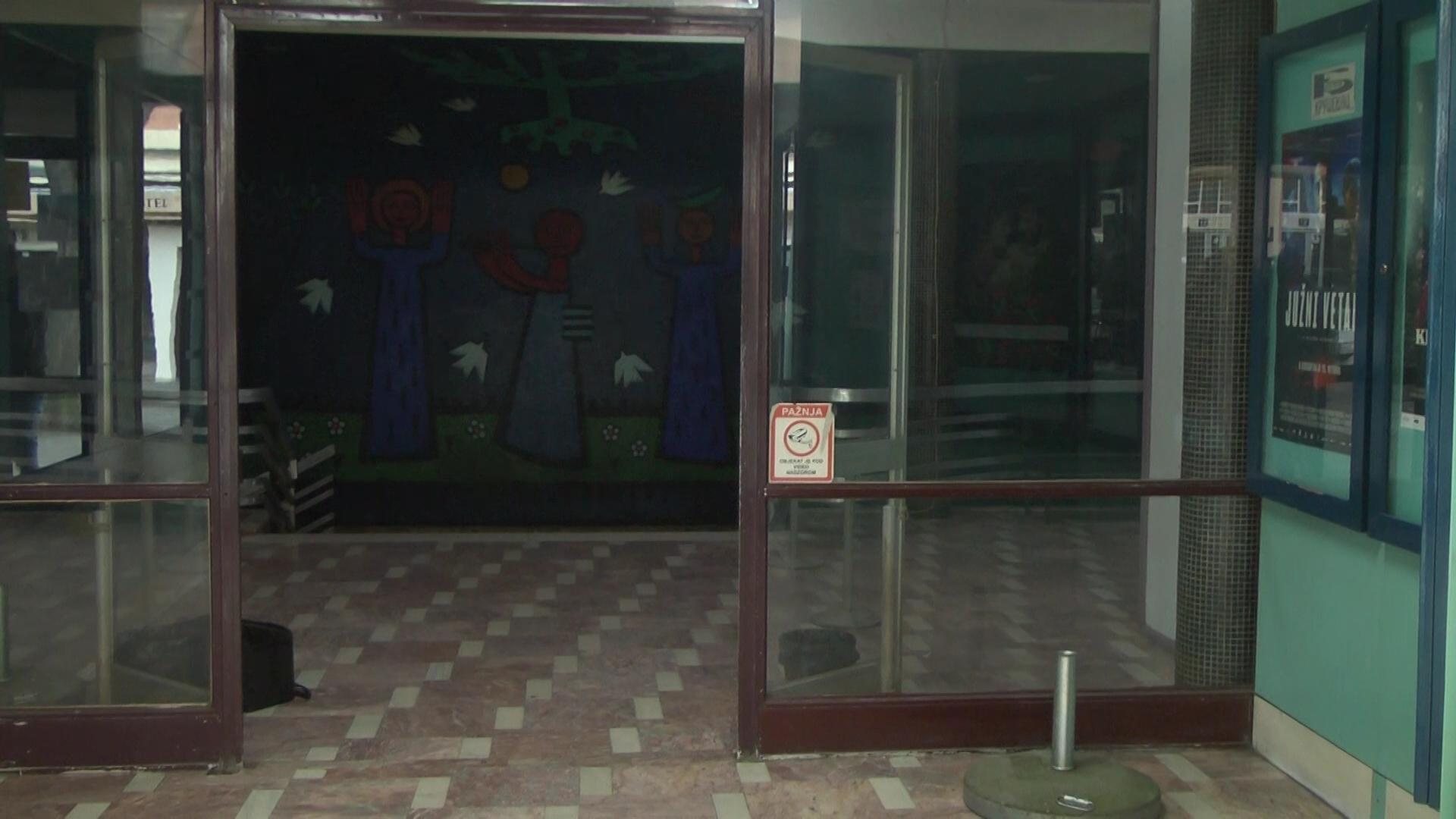 Bioskop Kruševac bi trebalo do kraja godine da bude renoviran