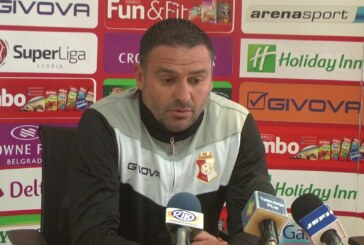 Fudbaleri Napretka sutra dočekuju ekipu Javora iz Ivanjice