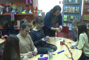 Origami radionica namenjena učenicima osnovnih i srednjih škola