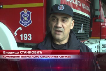 Apel vatrogasaca: Propisno čistiti dimnjake tokom grejne sezone