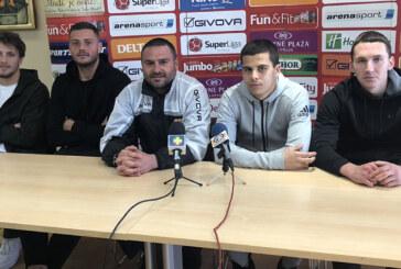 FK Napredak predstavio četiri pojačanja
