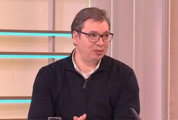 Predsednik Vučić: Srbija pred ultimatumom – pokušaće da nam daju garancije za EU, ali pod uslovom da priznamo Kosovo