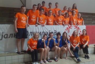 Državno prvenstva Specijalne olimpijade u plivanju u Kruševcu: Takmičarima Palestre osam medalja