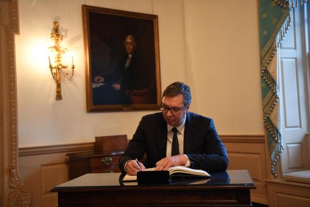 Predsednik Vučić: Očekuju se nova povlačenja priznanja Kosova, SAD ne traže ustupke