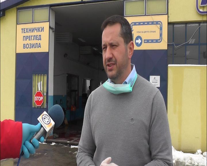 Produženje registracije vozila tokom vanrednog stanja: Ekipa RTK posetila AMS u Kruševcu