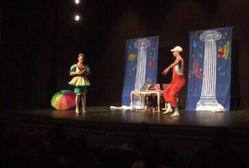 """U Kruševačkom pozorištu izvedena baletska predstava za decu """"Četiri godišnja doba"""""""