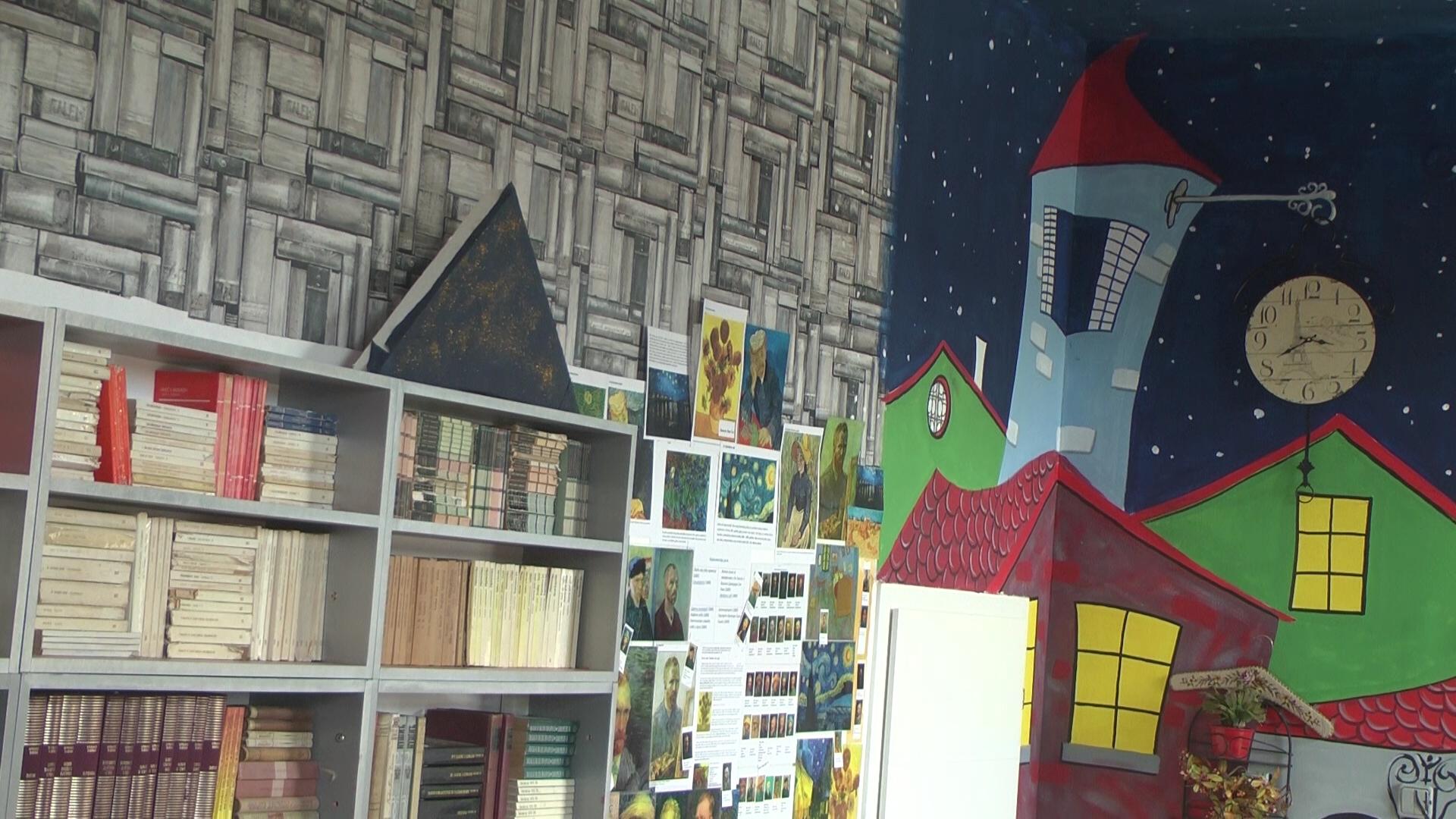 Rekonstrukcija enterijera učionica i školske biblioteke u Konjuhu